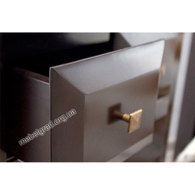 Комод Шопен с 1 дверью и 3 ящиками
