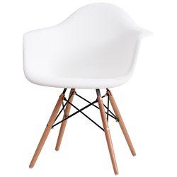 "Кресло ""Прайз"" белый"