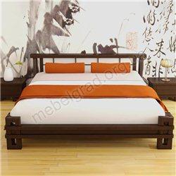 Кровать Япония из ольхи
