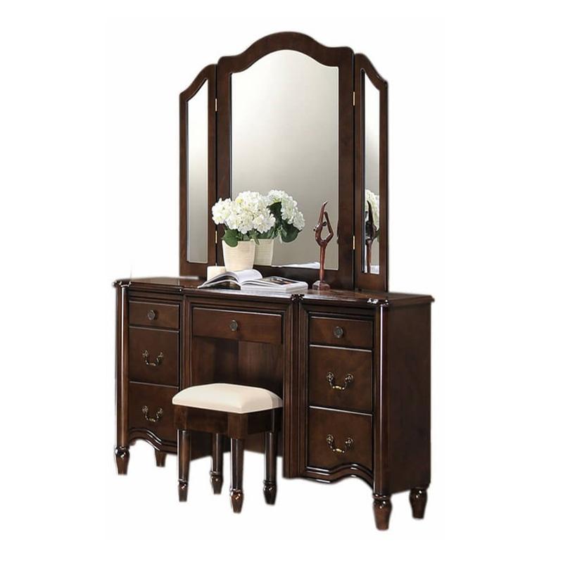 Стол туалетный с зеркалом Легаси