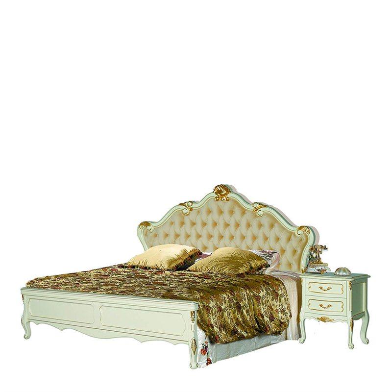 Кровать Анабель золото