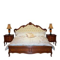 Кровать Анабель орех