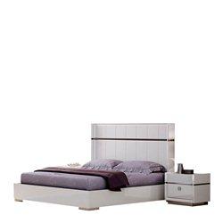 Кровать Лондон белый