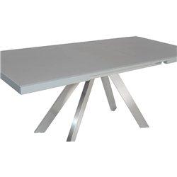 Стол Кемел светло-серый