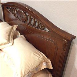 Кровать Лорен орех