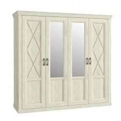 Шкаф 4х дверный Kashmir,...
