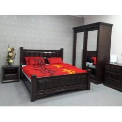 Кровать Палаццо с колонами