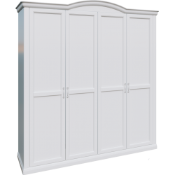 Шкаф 4х дверный без зеркал...