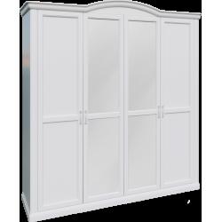 Шкаф 4х дверный с зеркалами...