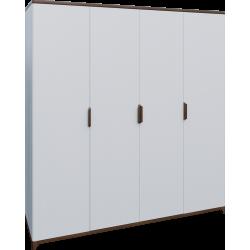 Шкаф 4х дверный Афина