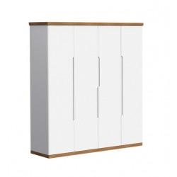 Шкаф 4х дверный Капри