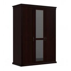 Шкаф 3х дверный с зеркалом...