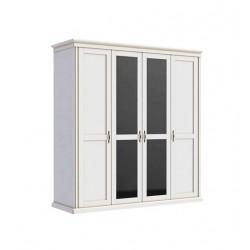 Шкаф 4х дверный с зеркалом...
