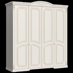Шкаф 4х дверный Versal