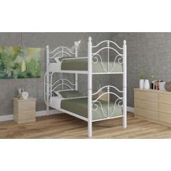 Кровать Диана на деревянных...