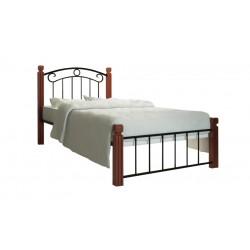 Кровать Монро на деревянных...