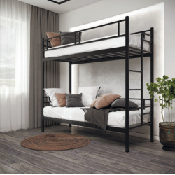 Кровать двухъярусная Дабл