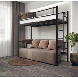 Кровать-чердак Дабл