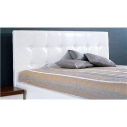 Белая кровать SBA SetoTORUS