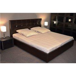 Белая кровать SBA Seto plus TORUS