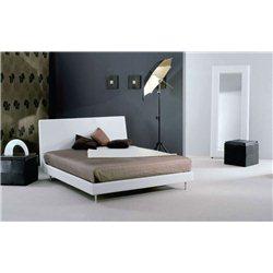 Белая кровать SBA Miro Felino