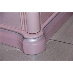 Спальня Шопен розовый перламутр - распродажа