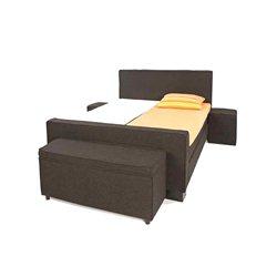 Кровать SBA Boxspring Rimini