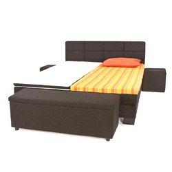 Кровать SBA Boxspring Palanga