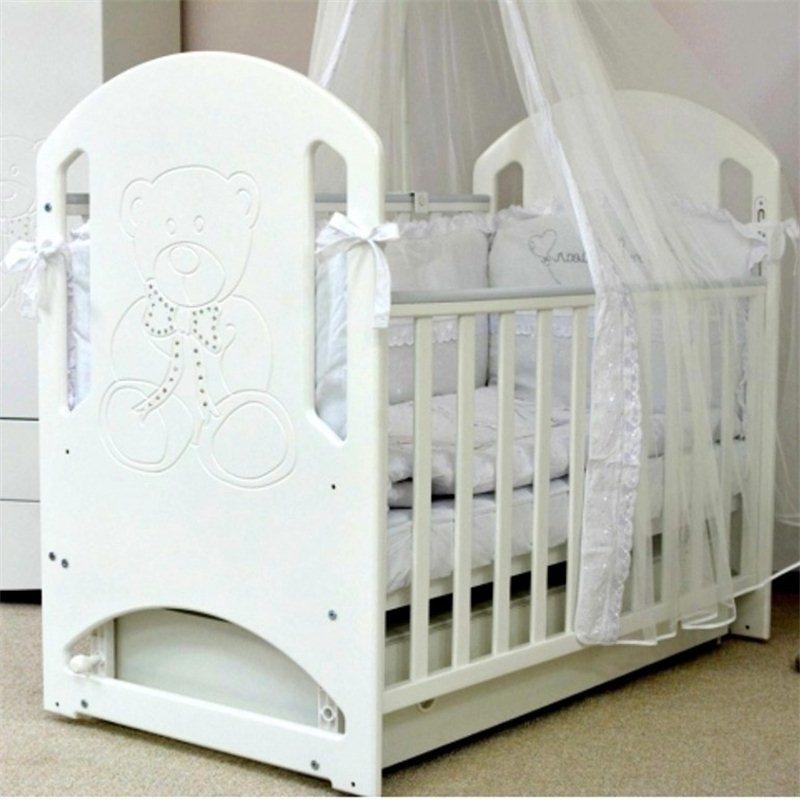 Кроватка Верес Соня ЛД 8