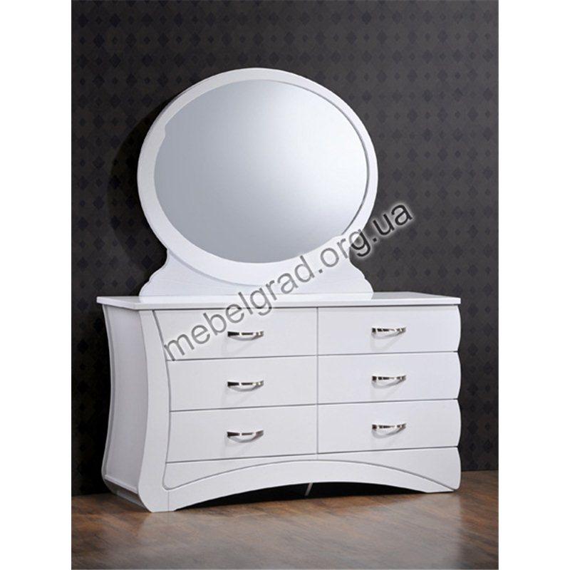 "Будуарный столик + зеркало ""Эвита"""