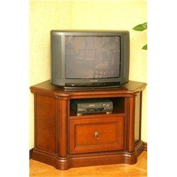 Тумба TV угловая Шопен из ольхи