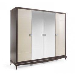 Шкаф 4-дверный Laviano, BFM Польша
